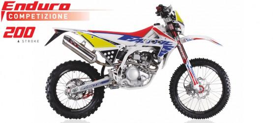 Enduro Competizione 200 | 4T