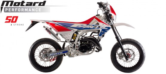 Motard : Performance 50 2T